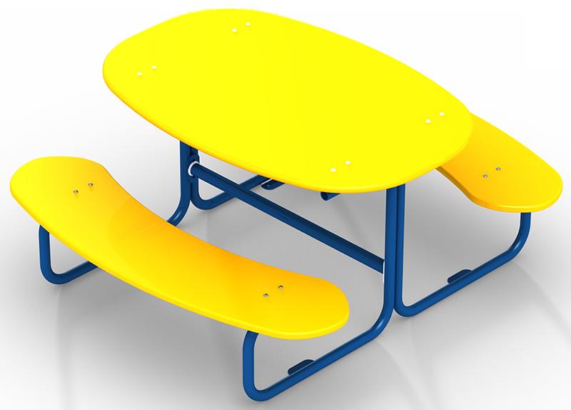 Столики для детских площадок